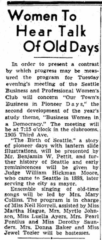 A TIMES clip from Oct. 22, 1939.