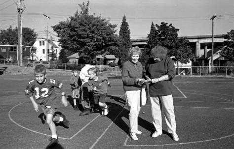 clip MAY-DAY-now-LATONA-SCHOOL-playfield-with-sisters-WEB
