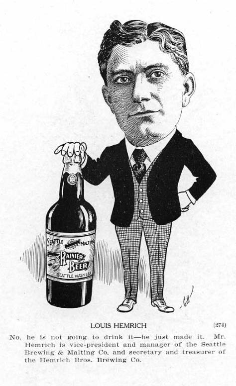 Louis-Hemrich-cartoon-w-Rainier-beer-WEB