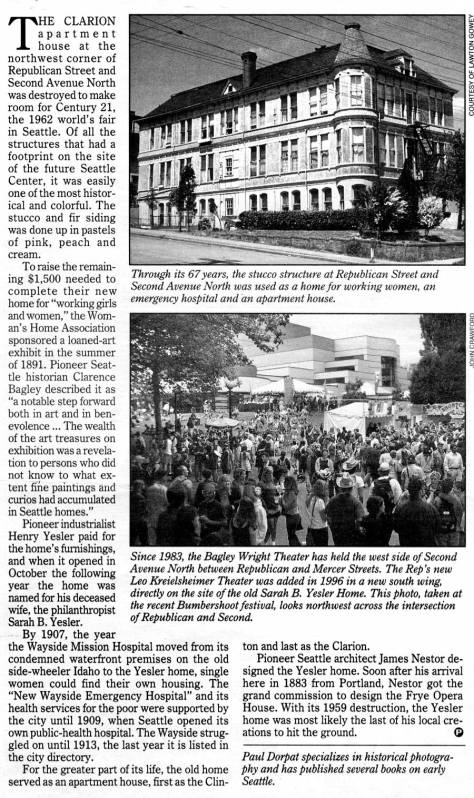 First appeared in Pacific on Sept. 30, 2001.