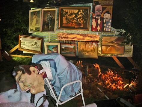 Art Criticism, Halloween 2012