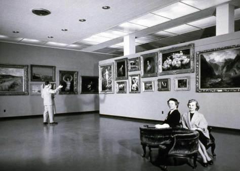 Frye Art Museum, 1952