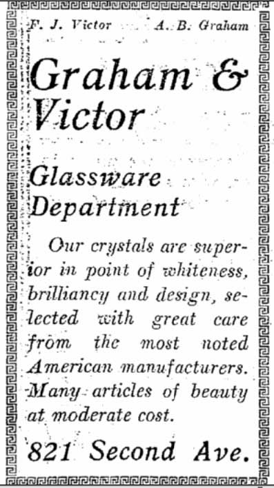 Times clip from Nov. 20, 1912.