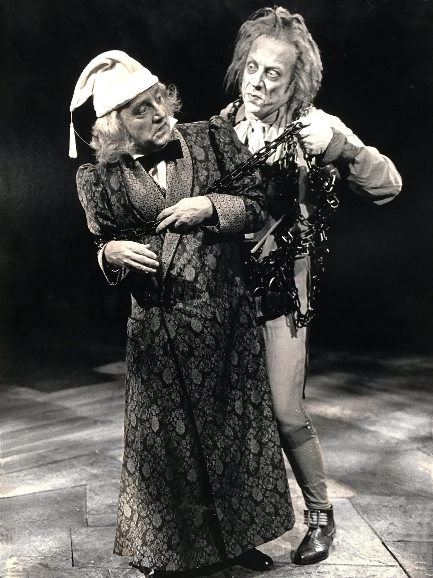 Act Seattle Christmas Carol 2021 Seattle Now Then Act Theatre S Christmas Carol Dorpatsherrardlomont