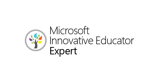 I've become a Microsoft Innovative Expert and Trainer