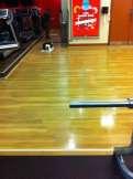 Gym Floor Sealing