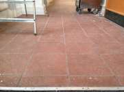 Terracotta Cleaning (before)