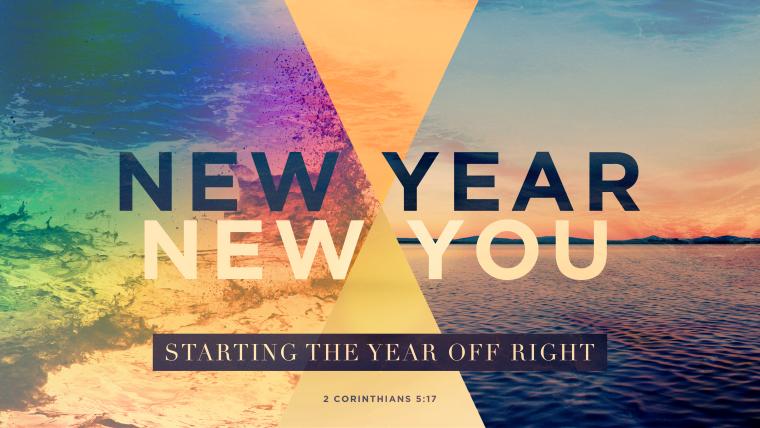 New Year - New You: You Can Change