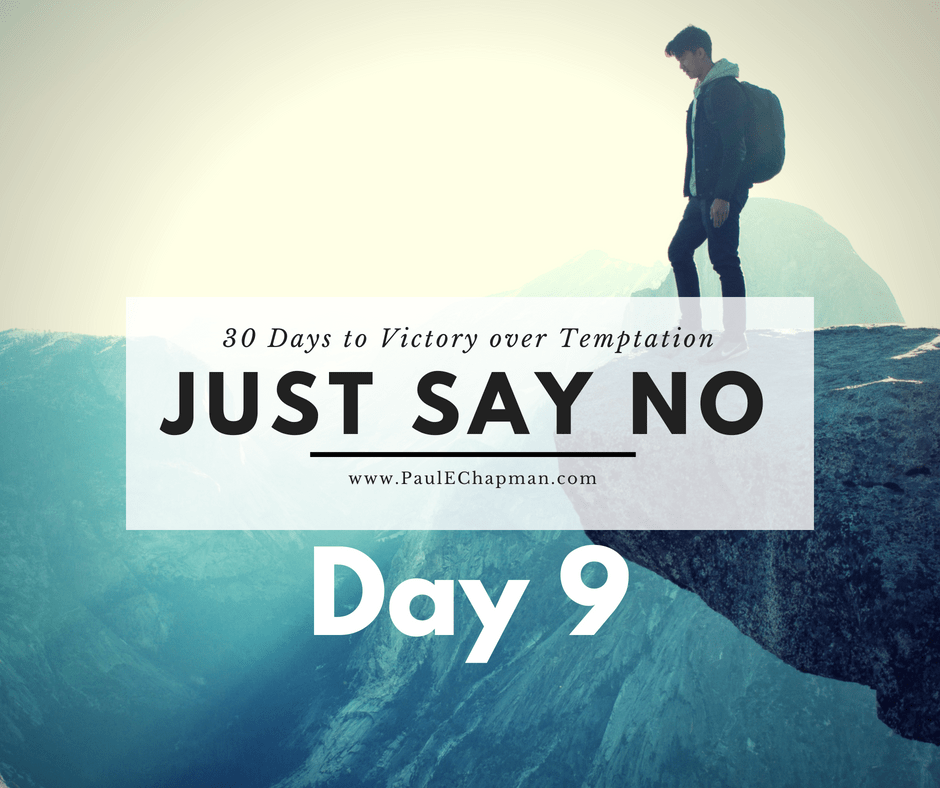 Sin Steals Joy - 30 Days to Victory Over Temptation