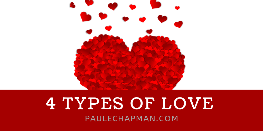 Of and types love is love what The Four