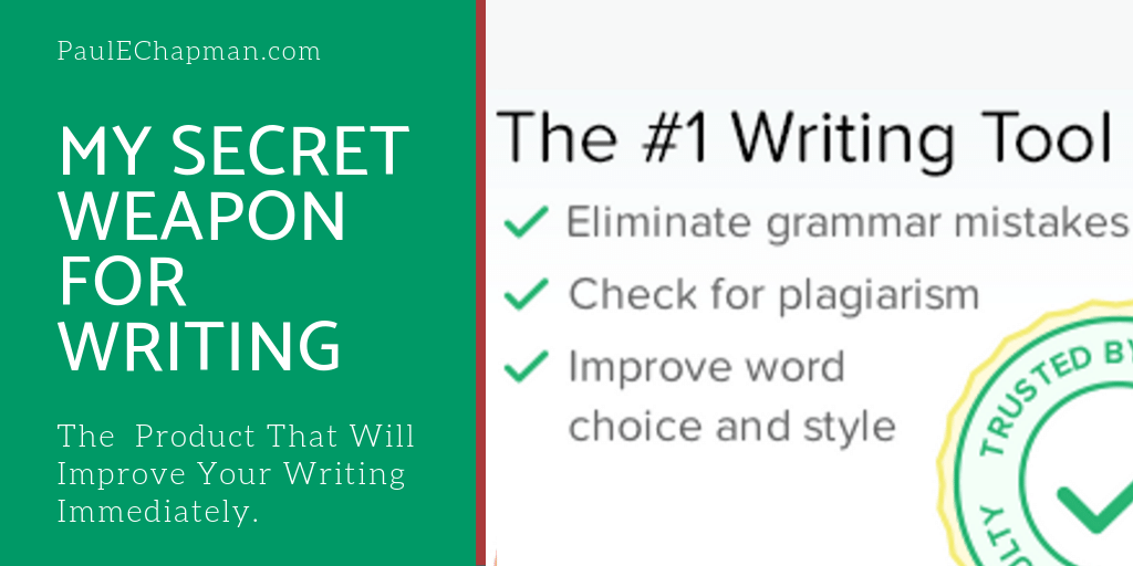 My Secret Weapon For Writing – Grammarly Review