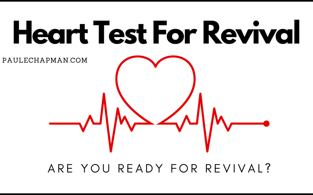 Heart Test For Personal Revival