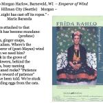430. to Morgan Harlow, Barneveld, WI – Emperor of Wind