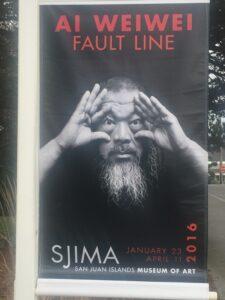 Ai Wei Wei at SJIMA