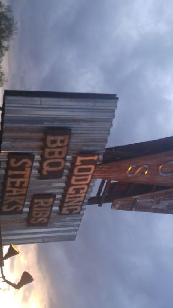 Taos Trails Inn, Ojo Caliente, NM