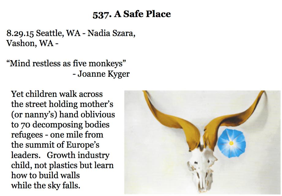 537. A Safe Place