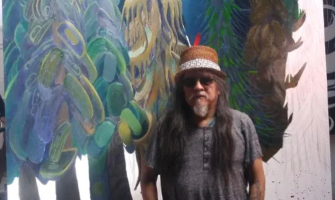 Lawrence Paul Yuxweluptun Interview