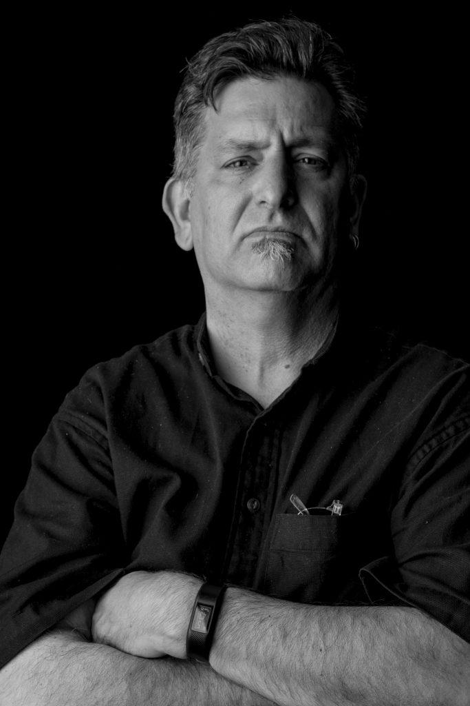 Portrait photo of Paul E. Nelson by Philip Brautigam