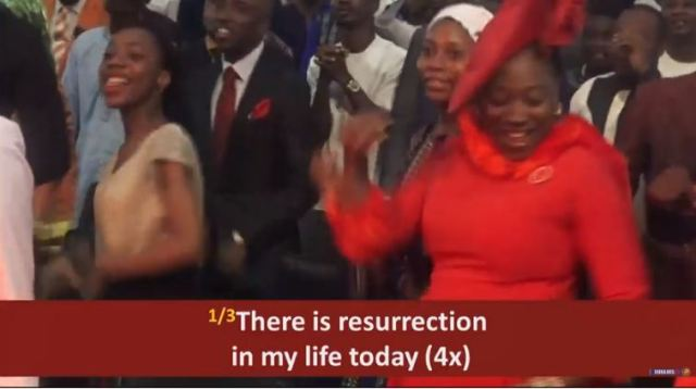 Becky Enenche Easter