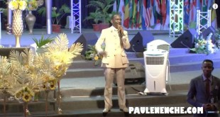 POWER COMMUNION SERVICE Dr Paul Eenche April 10
