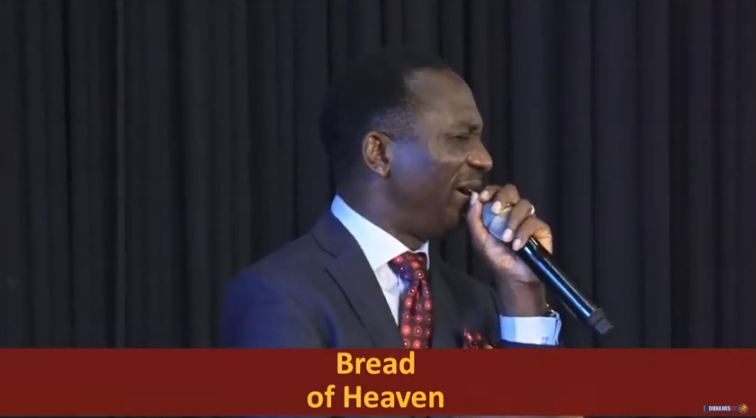 bread of heaven Paul Enenche