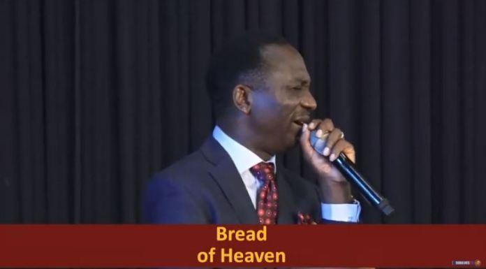 bread of heaven Paul Enenche