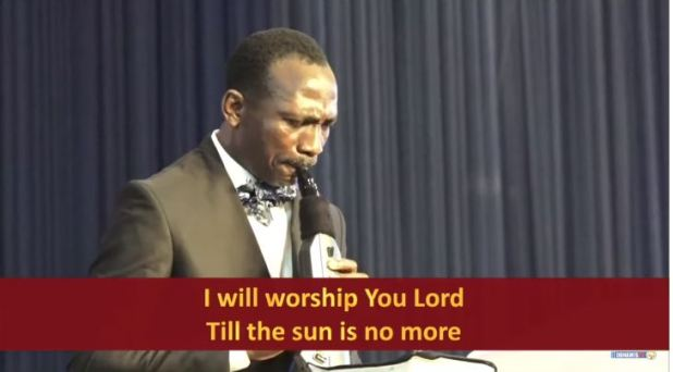 Lord I bow by pastor enenche