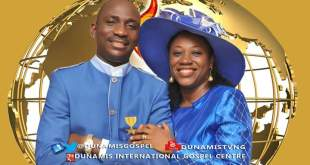 Dunamis 12 April 2020 Live Service – Easter  Sunday