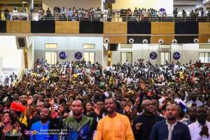 DUNAMIS LIVE: KINGDOM POWER AND GLORY WORLD CONFERENCE – HEALING & DELIVERANCE SERVICE 25.11.2020