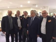 Familia vicenciana ante Parlamento Europeo-16