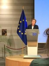 Familia vicenciana ante Parlamento Europeo-7