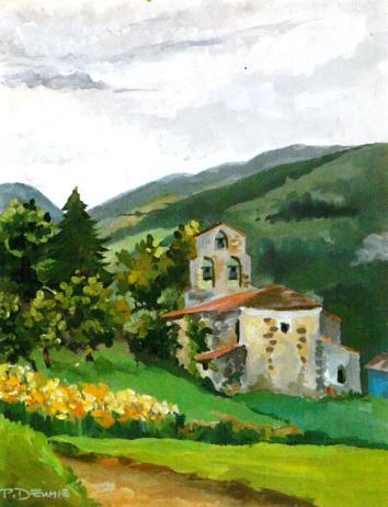 Église de Barrineuf - 09