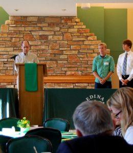 Paul Farris Awards Program - May 2012 - 1