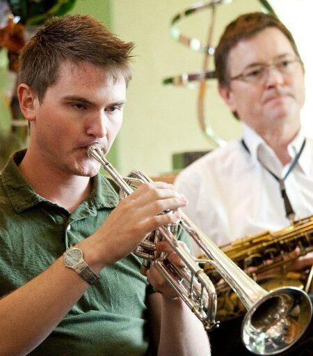 Preston Haining (trumpet)