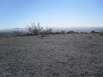 The helicopter pad at the highest point on the Desert Classic Trail offers spectacular views..