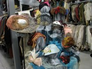 Costume Warhouse Tour: Hats
