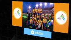 Gold medal Winners