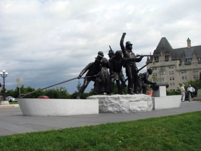 The War of 1812 Monument