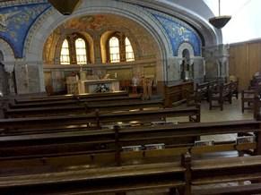 Basilica of Sainte-Anne-de-Beaupré: lower chapel