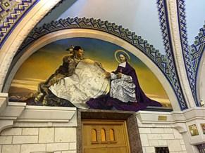 Basilica of Sainte-Anne-de-Beaupré: Laval