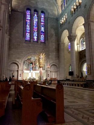 Basilica of Sainte-Anne-de-Beaupré: St Anne