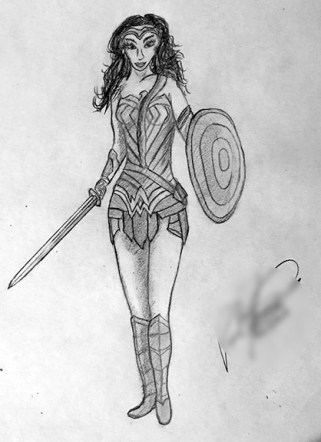 Wonder Woman Version 2