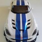 Die Cast Autoart S 2017 Dodge Viper Gts R Acr Savage On Wheels