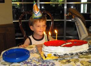 Andrew Gerst 3rd Birthday