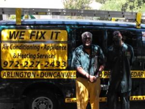 Reliable and Trustworthy Air Conditioner Repair in Dallas