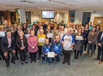 Last chance to apply for £10,000 Community Awards