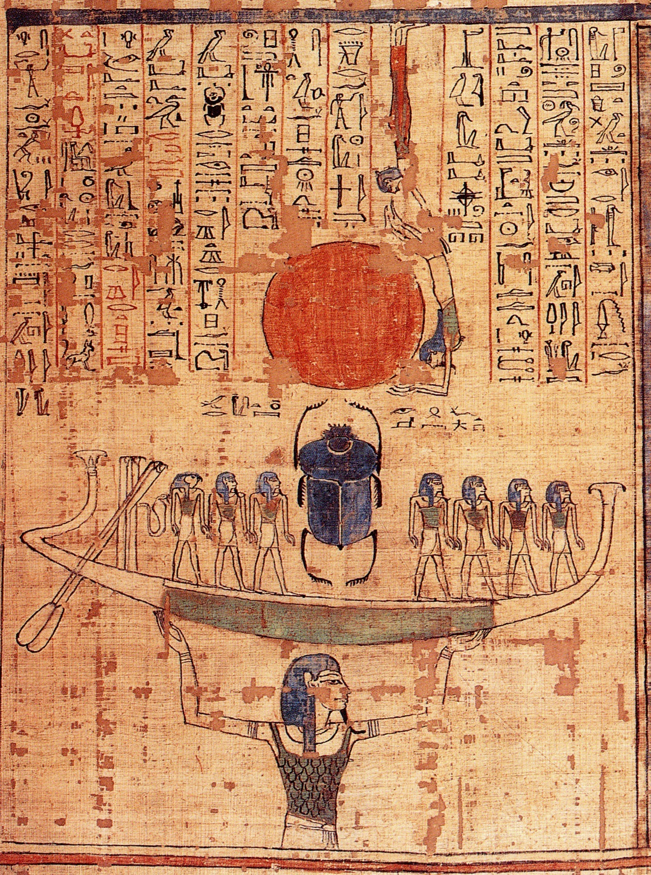 Rivers Of Art Ancient Egypt