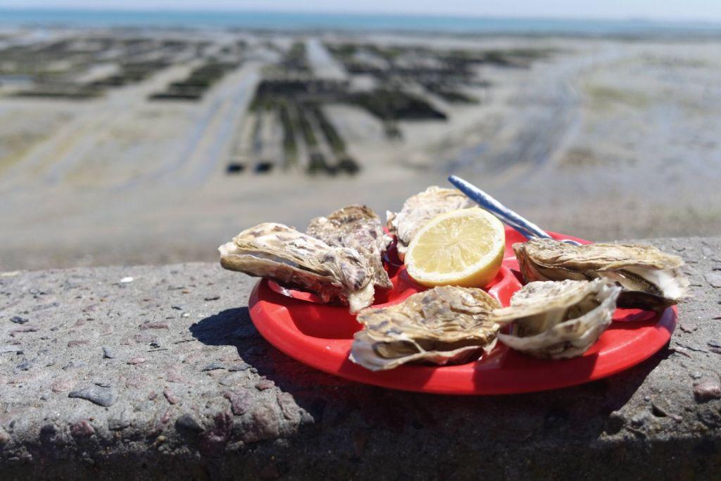 Hier muss man einfach mal Austern gegessen haben