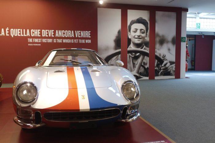 Maranello zeigt mehr Motorsport