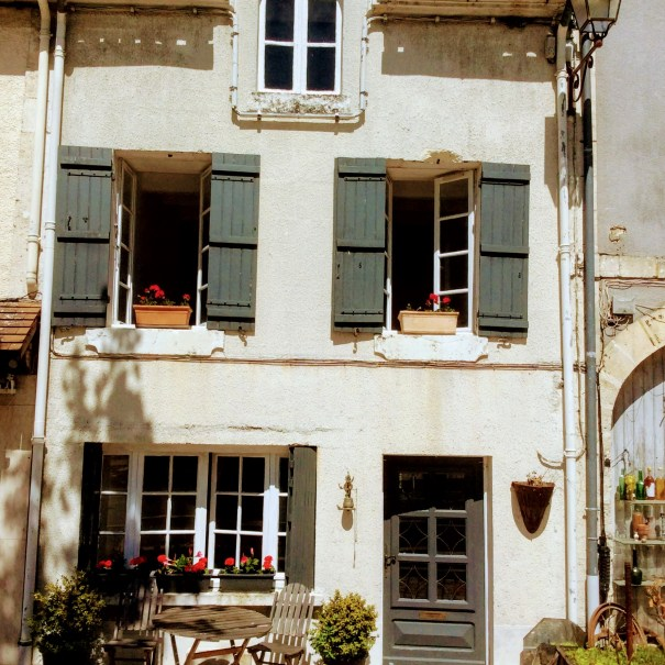 La maison de Mme Viviers